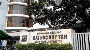 Trường Đại Học Duy Tân Đà Nẵng