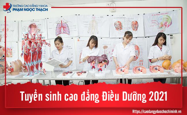 Các trường Cao đẳng có ngành Điều dưỡng