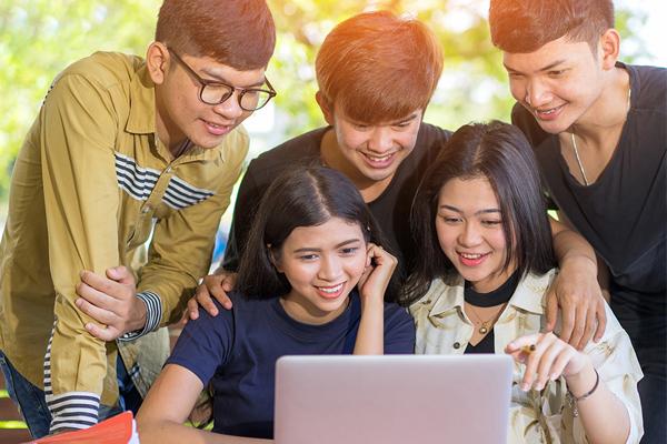 Trường Cao đẳng Quốc tế sài Gòn đào tạo được nhiều thí sinh lựa chọn theo học